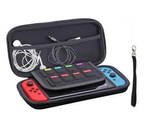 Портативная ручка путешествия хранения переноски жесткий чехол компактный Unzerbrechlich прочный чехол сумка для Nintendo Switch