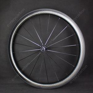 ايرو الطريق دراجة العجلات البازلت الفرامل الدمل الكربون عجلات 45mm وU شكل الفاصلة الدراجة الطريق الكربون عجلة 700C مجانا الشحن