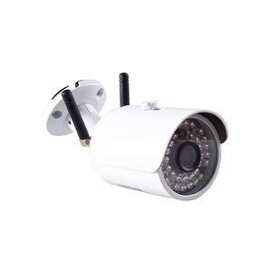 كاميرا رصاصة في الهواء الطلق الجملة الجيل الثالث 3G واي فاي IP شبكة لاسلكية صغيرة شبكة كاميرا مراقبة 720P للرؤية الليلية الأمن الدوائر التلفزيونية المغلقة