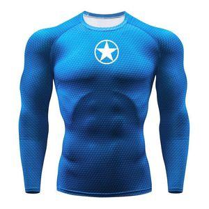 Мода Lead GYM рубашка Спорт Футболка Мужчина Quick Dry Fit Запуск T-Shirt Мужчины Фитнес мышца Tshirt Упругая Спортивная Баскетбол Tshirt