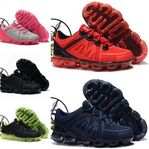Nike Air Max 2019 2019 bambino bambino KPU Knitting VM Portable Kids Running Shoes Bambini 2018 cuscino sportivo Scarpe da ginnastica per ragazze dei ragazzi