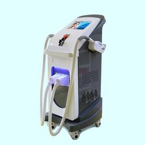 Multifunzionale Nd Yag Laser Tattoo Removal ringiovanimento della pelle Trattamento dell'acne Pigmemt remova Ipl Shr Laser permanente dei capelli del laser di rimozione