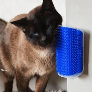 Remoção do gato Auto Groomer Pet Grooming Cabelo ferramenta Comb Dogs Cat escova de cabelo Derramamento aparamento Massagem YYA44 Dispositivo