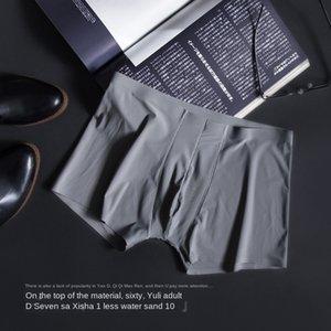 pantaloncini biancheria intima di seta abbigliamento intimo capra corpo vestiti vestiti del corpo latte 4kPXP uomini di capra latte Ice un pezzo di seta traceless ultra sexy-t