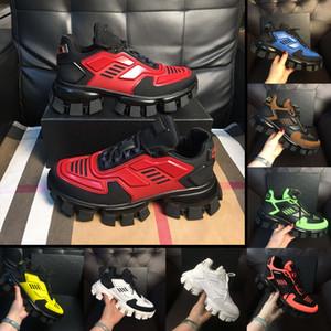 zapatos casuales caliente 2020 de la llegada de goma ligera suela de los zapatos de gran tamaño Cloudbust trueno zapatos de punto de diseño para hombres y mujeres 46-45