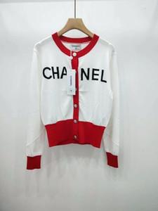 High-end custom 19 primavera y otoño nueva moda venta caliente cómodo seda de hielo jacquard suéter de punto femenino 611 20656357