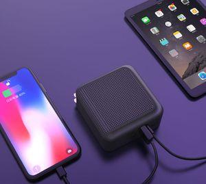 Wireless Bluetooth Speaker Creative Smart Outdoor Mini Stereo 5000 MA mobile power supply