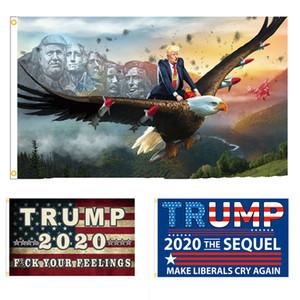 90x150cm Trump 2020 Флаг Make Либералы Cry Again Баннер Президент ПЕРЕИЗБРАНИЕ США Дональд Трамп Флаг Trump Декор Eagle Флаги BH3416 такой анкеты