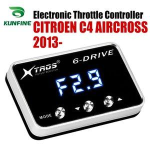 Citroën C4 Aircross 2013 2014 2015 2016 2017 Tuning Parça Aksesuar için Araç Elektronik kısma Kontrolörü Yarışı Hızlandırıcı Güçlü Booster