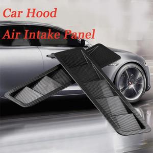 Универсальный ABS Пластиковых автомобилей Впускного совок капот Hood Vent передней Капот Vent приспособленной для Mustang Панель Обрезка