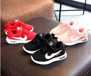 Nuove scarpe per bambini autunnali Ragazze e ragazzi Sport Antiscivolo Scarpe con fondo morbido Scarpe comode per bambini Scarpe da ginnastica per bambini, misura 21-30