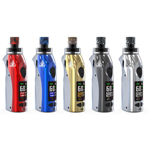 Original Kangvape Anarchist 60W Kit 1500mah Battery 4.0ml Empty Tank Atomizer with OLED Display 5 Colors DHL