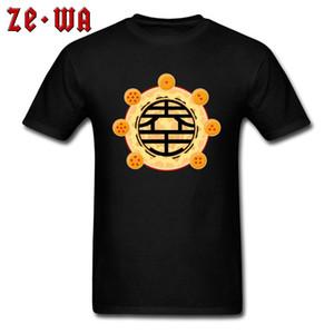공 Gokus 한자 3D T- 셔츠 유사 제품 Reincarnation Clothing For Men 남성 면화 스웨터 Camiseta