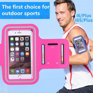 Для iPhone XS MAX водонепроницаемый спорта Бег Armband случая тренировки Armband держатель мешка Cellphone Arm мешок с OPP мешок 11 цветов