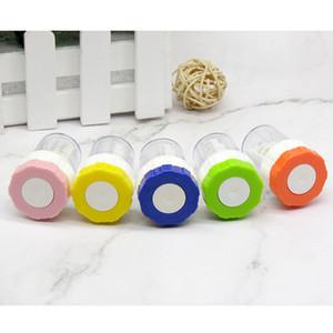 Limpiador manualmente la lente de contacto Lentes de limpieza Lavadora Caja de limpieza de lentes de contacto dispositivo práctico limpiador de lentes de contacto Caso RRA2459