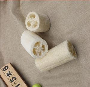 Natural loofah old dry gluten brush dish loofah lazy bath towel bath flower rub back exfoliating bath towel SZ33