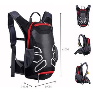 Unisex Mountain Backpack Outdoor Sport Cycling Bag For Waterproof Travel Ski Bike Backpack For Cycling Rucksack Climbing 15L