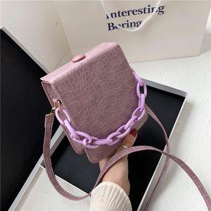 Fashion Mini Bag Female 2020 New Fashion Net Red Shoulder Crossbody Bag All-match Ins Summer Handbag