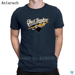 Monongahela Ghost Bombers T-Shirts Summer Top Weird Custom Summer Style Tshirt For Men Interesting Euro Size S-3XL Anlarach