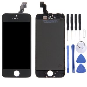 Digitizer Assembly (Original LCD + Frame + Touch Panel) for iPhone 5C