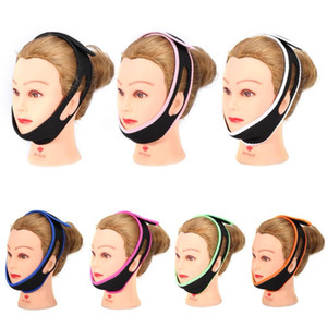 Anti Snore Chin Strap Belt Delicate Face Lift 7 Colors Chin Support Straps Slim Massager Sleep Prevent Snoring Headband Support