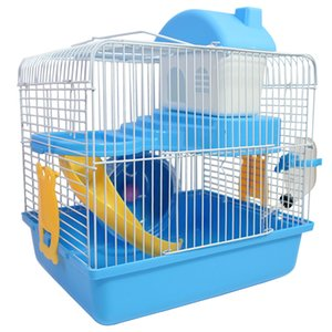 Hamster Cage Big Castle Small Pastoral Golden Bear Can Use Wire Villa Set Meal Accessories