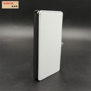 Samsung A6 / A6 Artı Süblimasyon 2D deri PU cep telefonu kılıfı cep telefonu kapak