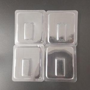 vape pods Plastic Packaging blister clamshell for Vapesoul OP2 OP3 Pods COCO pod Ultra Portable Vape Pen Empty Pods Cartridges
