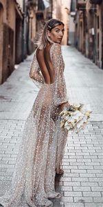 Платье для вечеринок Сексуальные женские V вырезыванные платья женские блестки спинки платье без спинки 2020 весенние женские