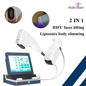 liposonix portable machine 3D 9D HIFU wrinkle removal facial skin lifting beauty salon equipment machine ultrasound skin tightening machine