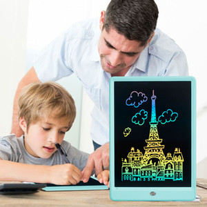 New handwrite board high-bright color 10 inch LCD tablet lcd children's painting message board for teaching learning office