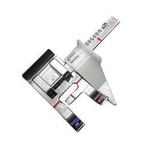 Guia ajustável Domestic Máquina de costura calcador Pés Hem Laminados Set Fits All Low Shank Máquina de costura Acessórios Z0417