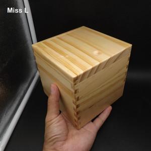 خشبي اللون 13 سم Magic Box Puzzg With Special Mechanism Game Brain Teaser Toy Wood Box Collection