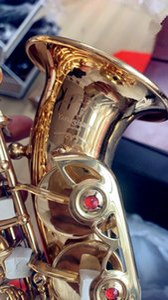 Top B plano Yanagisawa SC- W010 Saxofón soprano curvo niños adultos viento instrumentos musicales entrega gratuita Soprano Sax Cajas duras