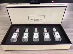 الشهيرة جو مالون كولونيا للرجال طويل الأمد رجل نبيل عطر مذهل رائحة محمولة عطر أطقم 9 مل * 5 مجموعة