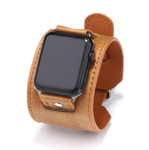 Unisex PU Leather Watch Bands for Iwatch Fashion Watch Straps for Men & Women