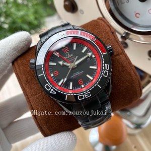 high quality james bond 007 watches planet ocean GMT Wristwatch aqua terra sea master watchesseamaster00 mens watch D4063