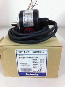 E50S8-1024-3-T-24 E50S8-2000-3-T-24 100% новый оригинальный роторный энкодер