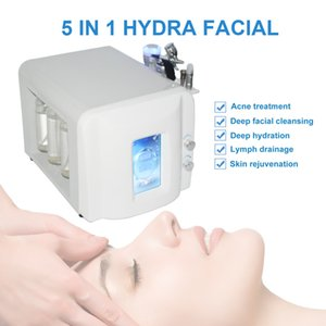 HOT! MICRODERMABRASION DERMABRASION 5 in 1 TOUCH SCREEN HYDRO FACIAL SPA MACHINE