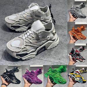 2020 горячие продажи дизайнерская обувь мужчины Wowen кожа коренастый тренеры удар 205 дизайнерские кроссовки Мужская обувь 205W39NYC размер 35-45