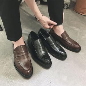 Lüks Erkek Tasarımcı loafer'lar Ayakkabı Açık İş Elbise Formal Espadrilles rahat ayakkabı erkekler Parti Düğün Ayakkabı Kutusu yüksek kalite