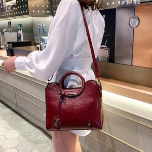 2020 Retro handbags new fashion women's handbags European and American bags shoulder bag Messenger bag foreign trade hot one