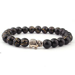 Oração madeira Beads pulseiras Sândalo Buddhist Meditation Bead Pulseira de madeira Jóias Yoga Pulseira Buddha