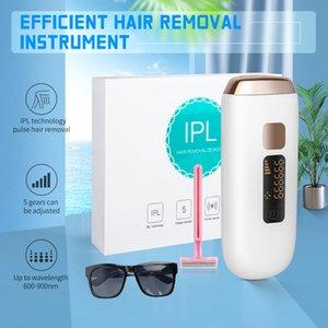 Profesyonel Mini Epilasyon IPL Lazer Makinesi İçin Yüz Ve Vücut Taşınabilir Evde Kullanım IPL Güzellik Epilasyon Makinası