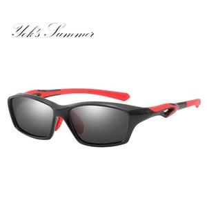 Yok's Polarized Sunglasses Men Marque Designer Lunettes de Soleil Femme Conduite Rectangle Cadre Lunettes De Soleil Goggle Avec Boîte HN1194
