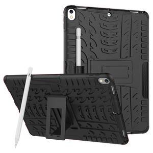 For Apple Ipad Pro 10.5 Case Plastic TPU Combo Cover Case For Apple Ipad Pro 10.5   Ipad Air 2019 10.5