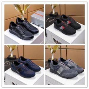 새로운 패션 15COLORS STYLE MEN 로퍼 고품질의 가죽과 COLTH P V 물질 드레스 브랜드 신발 EU38-45 SIZE 무료 배송 h0242