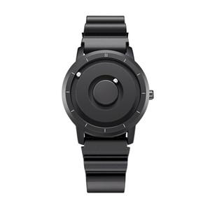Gorben Top Quartz Мужские часы Мода Повседневная Бизнес Часы наручные Мужской Кожаный ремешок наручные часы