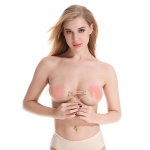 New Instant Mama Sutiã Elevador Fita Invisível Push Up Uplift Forma Realçadores Adesivos Patch Insere Sutiã Esponja