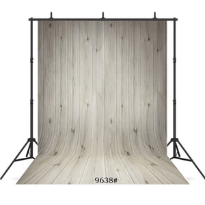 wooden floor wall Vinyl portrait photography background for children baby shower portrait backdrop photocall photo studio